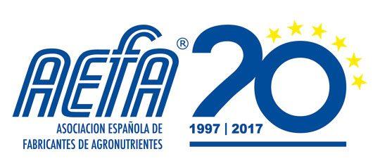 20 aniversario de AEFA