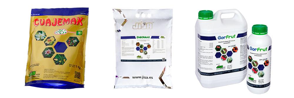 Fertilizantes especiales para el engorde de los frutos del kiwi