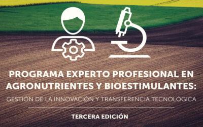 Apoyando la formación en Agronutrientes y Bioestimulantes