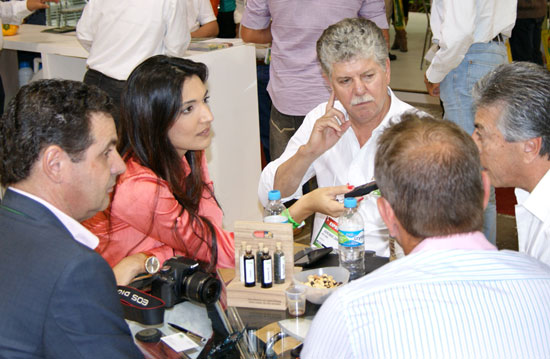 Entrevista en Hortitec 2014