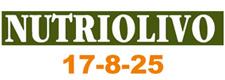 Abono CE Abono soluble NPK con micronutrientes Nutriolivo 17-8-25