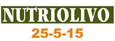 Abono CE Abono soluble NPK con micronutrientes Nutriolivo 25-5-15