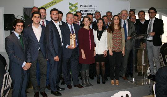Premio Iniciativa y Desarrollo del COIAL