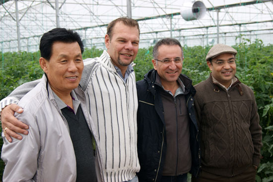 Internacionalización de los agronutrientes